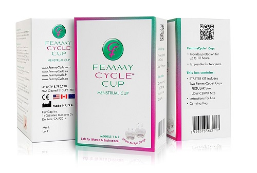 FemmyCycle Menstural Cups Review